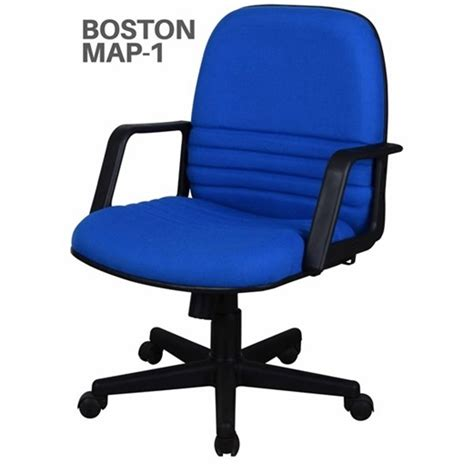 Kursi Kantor Oscar jual kursi kantor uno boston map 1 oscar fabric murah