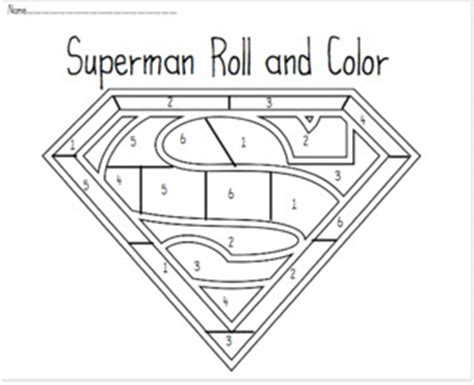 superhero math coloring page tales from a k 1 classroom a new year means new math games
