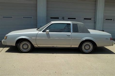 auto air conditioning service 1987 buick somerset auto manual find used 1987 buick regal limited coupe 2 door 3 8l in shreveport louisiana united states