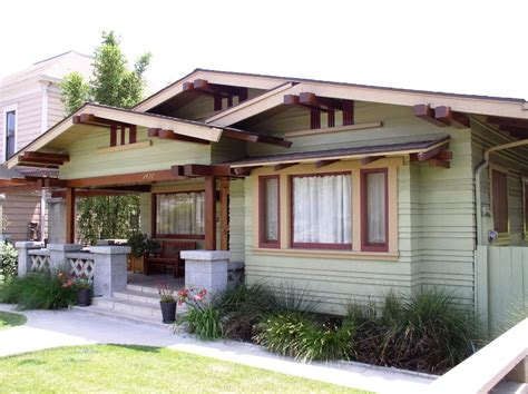 craftsman bungalows craftsman bungalow architectural styles of america and