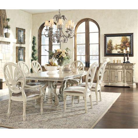 ortanique dining room set millennium furniture cart