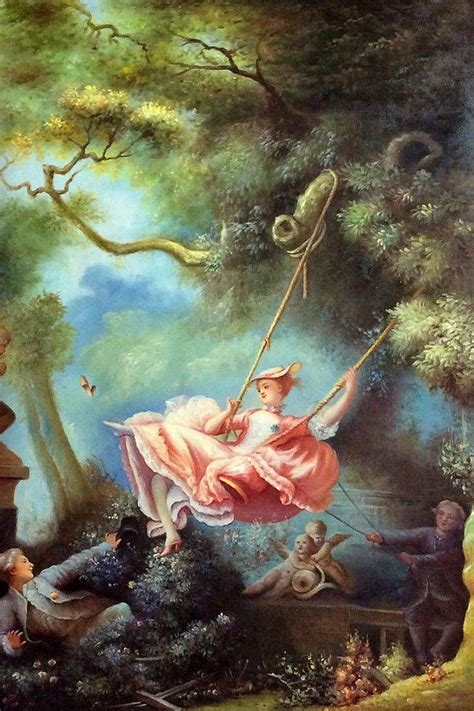 Swing In The by The Swing C 1765 In 2019 Greenery 2017 Color Of The