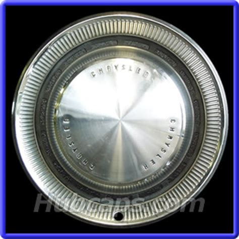 Chrysler Hubcaps by Used Chrysler Classic Hubcap 349 1970
