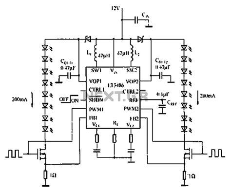 car led wiring diagram wiring diagram schemes