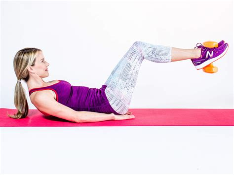 fat burning ab exercises  crunches health