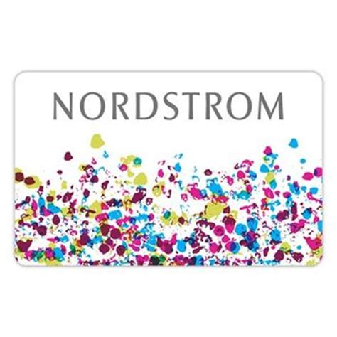 Sell Nordstrom Gift Card - nordstrom spring confetti e gift card from nordstrom