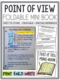 picture books that teach point of view point of view interactive notebook activities for middle