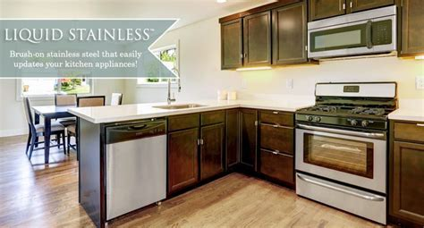 kitchen appliance paint 1000 images about liquid stainless steel appliance