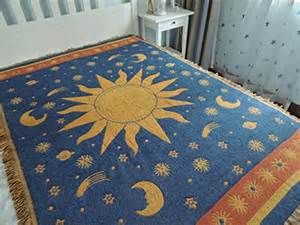 moon and area rug for spaced out funk funk this house