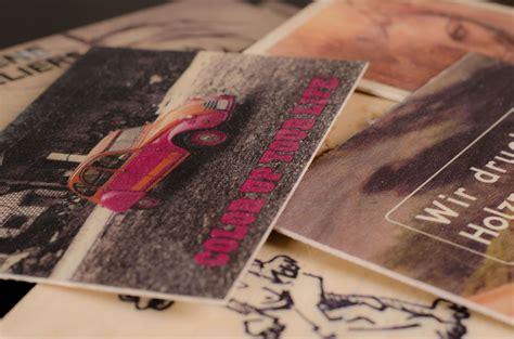 Holz Postkarten Drucken Lassen by Druck Auf Holz Postkarte Bedrucken Lassen