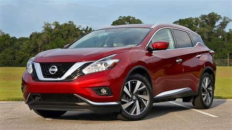 nissan murano 2016 2016 nissan murano driven picture 687616 car review