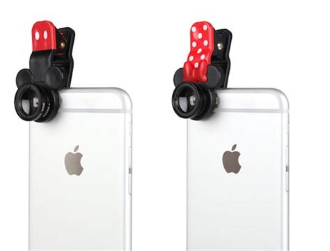 Mickey Minnie Mouse Original Disney Japan Smart Phone Stand japan trend shop disney mickey mouse minnie mouse phone lens clip