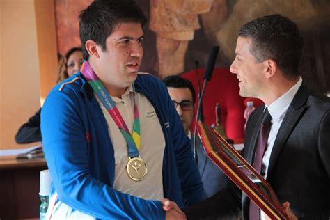 popolare lazio valmontone a valmontone il consiglio comunale premia l atleta