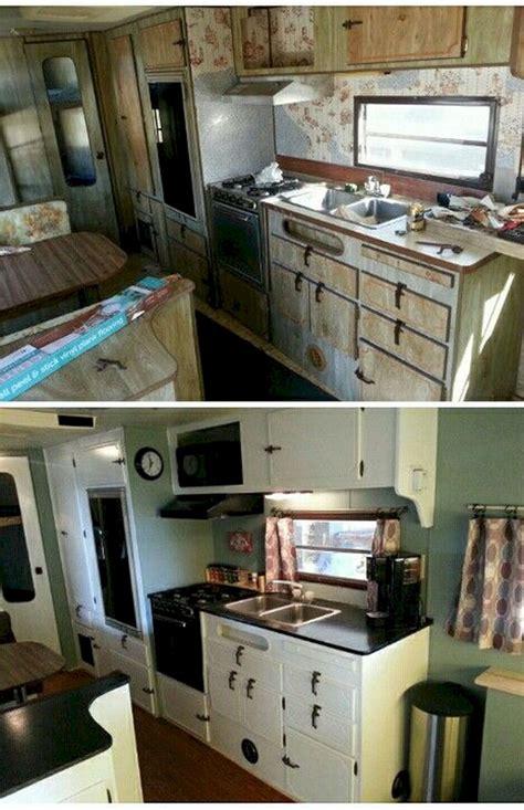 vintage camper remodels   afters vintage camper