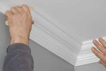 Comment Couper Moulure Plafond Angle by Poser Des Ogees Au Plafond