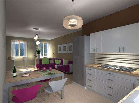 soggiorno living con cucina come arredare il soggiorno living con cucina tutto per