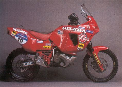motos trail clasicas gilera rc