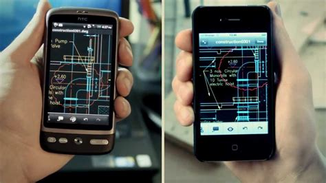 autocad  android youtube