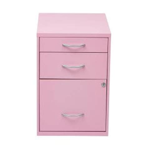 ospdesigns pink file cabinet hpbf261 the home depot