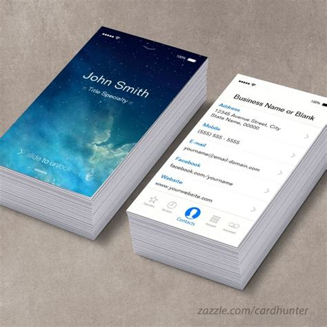 iphone business card template 17 best ideas about business card design templates on business card design business