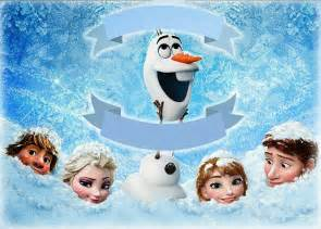 Frozen Birthday Card Template by Free Printable Invitation Free Frozen Snowman Card