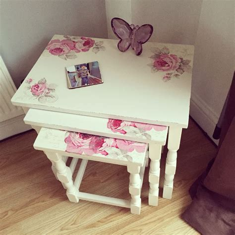 Decoupage Tables - best 25 napkin decoupage ideas on decoupage