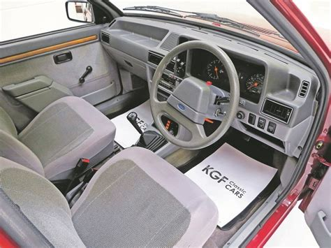 free auto repair manuals 1987 ford escort interior lighting ford escort iii 1980 1986 cabriolet outstanding cars