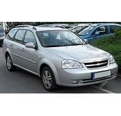 Chevrolet Nubira Kombi CDX FrontJPG  Wikimedia Commons