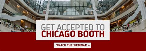 Booth Chicago Mba Admission by A Chicago Booth Student Reflects His Journey To B School