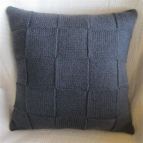 Pillow Patterns Simple Squares 20x20 Pillow Cover By Ladyshipdesigns Craftsy