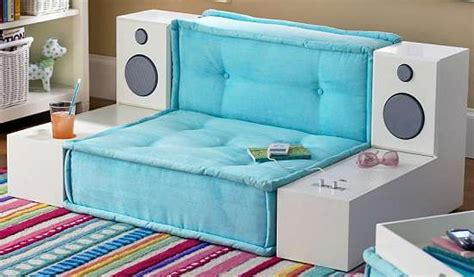 Cushy Speaker Console by Cushy Speaker Console Geeky Or Chic Popsugar Tech