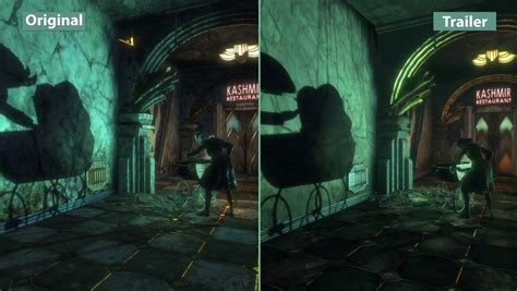 Bioshock Remastered by Bioshock Pc Original Vs The Collection Remaster Hq