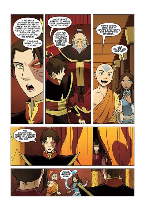 avatar the last airbender the search part 1 crunchyroll quot avatar the last airbender the