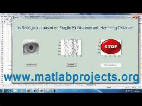 pattern recognition image processing matlab full download iris recognition image processing matlab