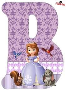 alfabeto princesa sof 237 alfabetos