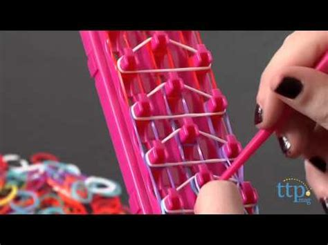 shimmer and sparkle crazy lights super cra z loom opening and review videolike