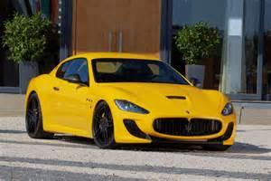 Maserati Granturismo Tuning Tuning Maserati Granturismo Mc Stradale Par Novitec