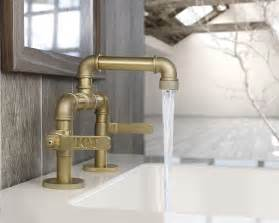 Independent Kitchen Designer Industrial Style Faucets By Watermark To Give Your