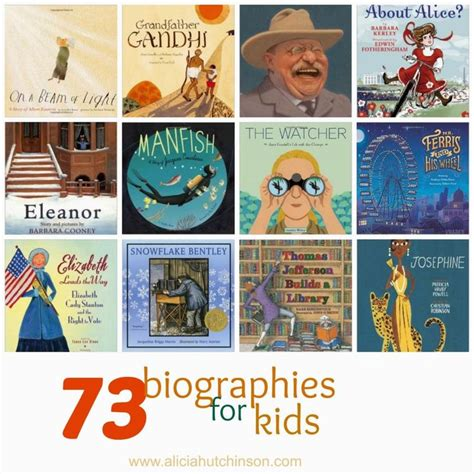 list of biography books for 3rd grade 69 best 3rd grade la biography and autobiography images on