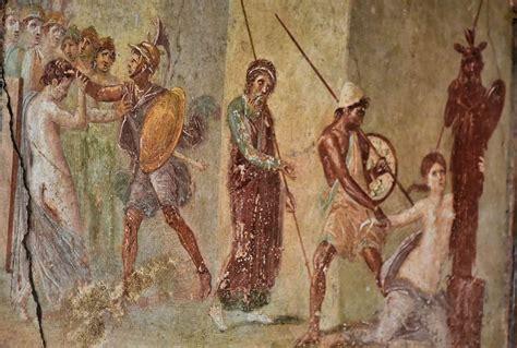 pompeya entradas frescoes de pompeya