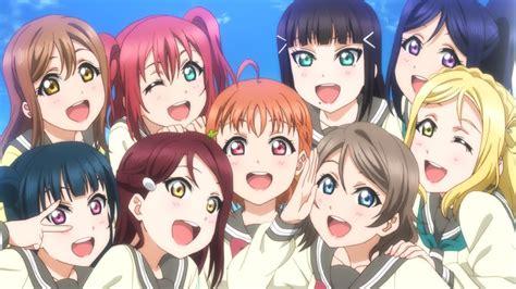 8 Characters I Adore by ラブライブ サンシャイン 完全新作の劇場版アニメが製作 Mantanweb まんたんウェブ