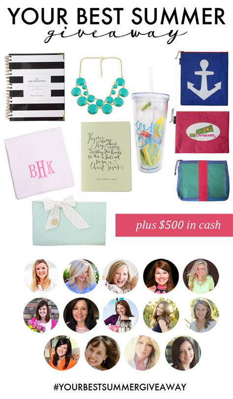 Yet Another Fab Bafab Giveaway by Your Best Summer Giveaway Fancy