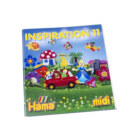 Midi Inspiration 11 Book Hama And Hama