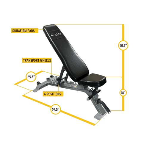 body solid bench review sfid325 proclub line adjustable bench body solid fitness