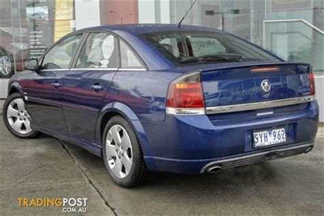 2003 holden vectra 2003 holden vectra cdxi zc 5d hatchback for sale in