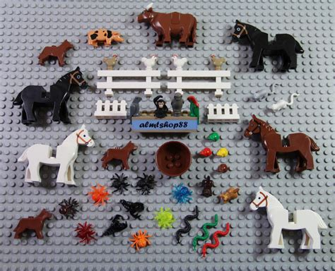 leaving the the history of dogs cats cows and horses books lego 44 pcs farm animals lot cat chicken pig