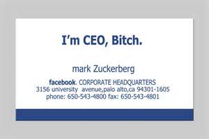 zuckerberg business card zuckerberg s business cards inkbot design