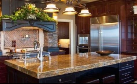 How Thick Is Granite Kitchen Countertop by 8 Countertop Edges For Endless Possibilities