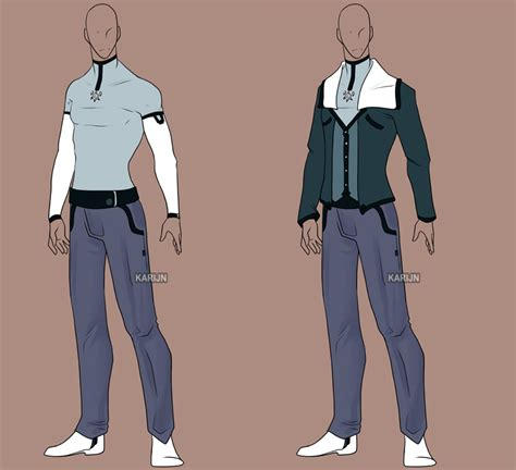 anime boy outfit ideas custom fashion 46 by karijn s basement on deviantart
