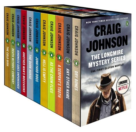 Pdf Longmire Mystery Boxed Volumes Mysteries by The Longmire Mystery Series Boxed Set Volumes 1 11 The